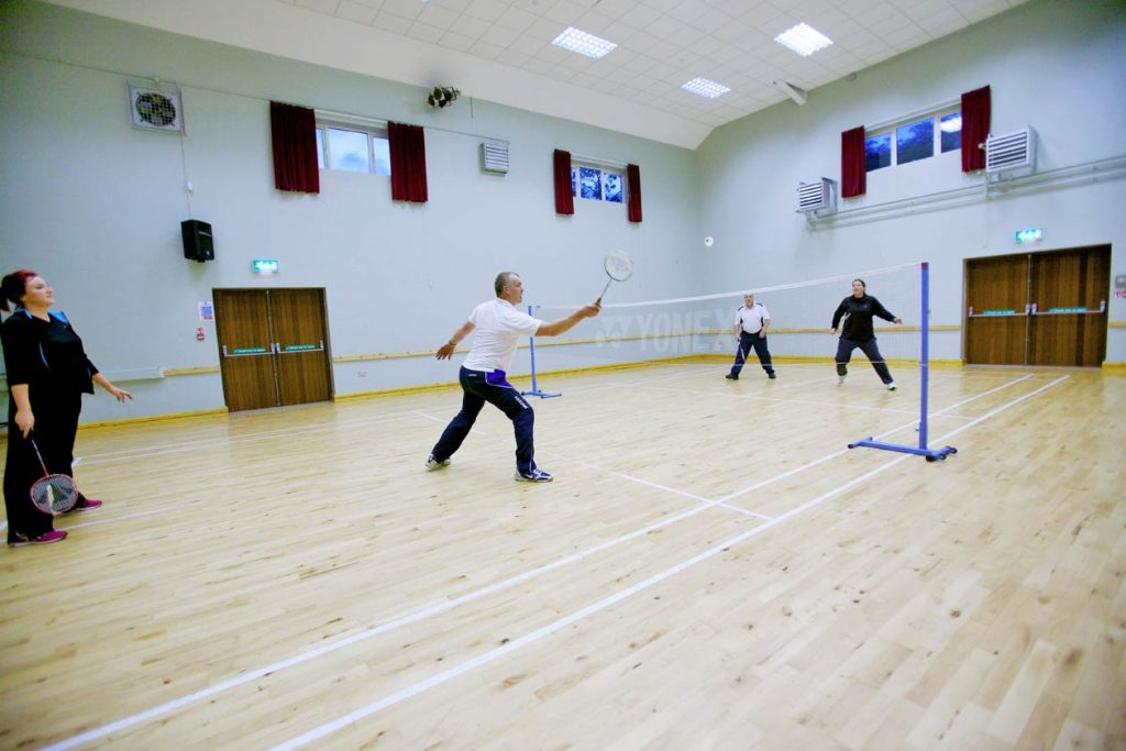 ballymacarbry sports hall